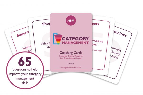 Category Management Coaching Cards Image