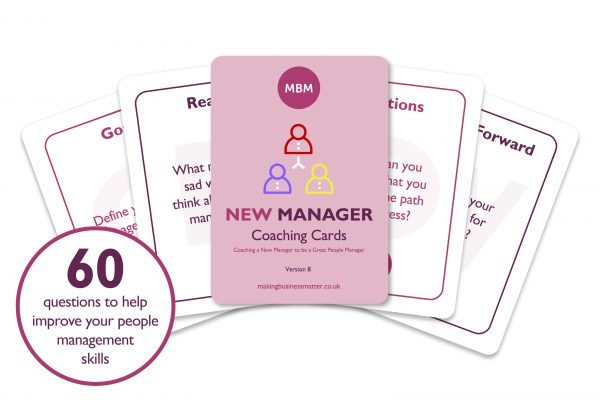 New Manager Coaching Cards Image
