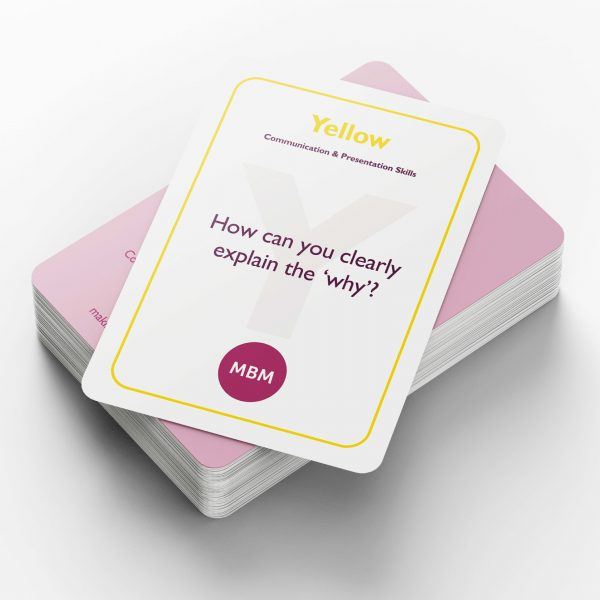 HBDI Coaching Cards Image