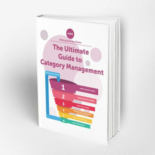 Paperback Book: The Ultimate Guide to Category Management