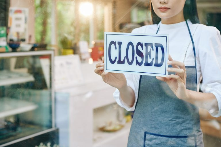 Owner closing restaurant, Managing Time