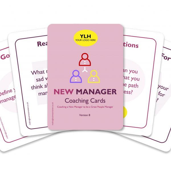 Personalised Coaching Cards Image