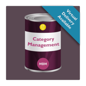 Category Management Can
