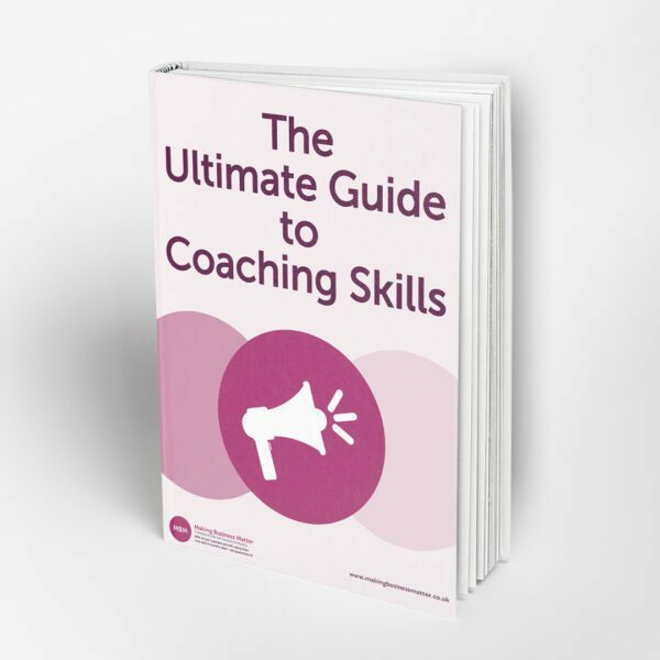 Front cover of The Ultimate Guide to Coaching Skills