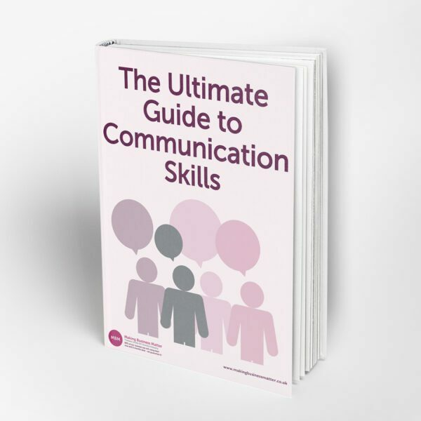 Book cover for The Ultimate Guide to Communication Skills