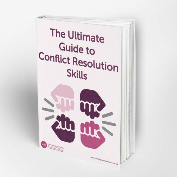The Ultimate Guide to Conflict Resolution Skills
