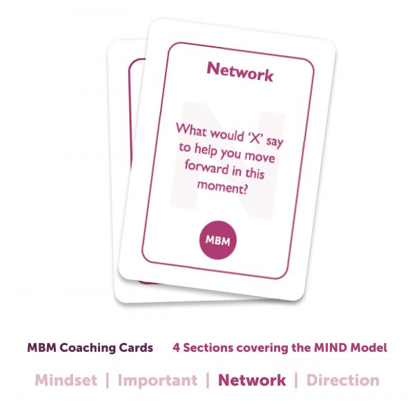 Mental Health Coaching Cards Image