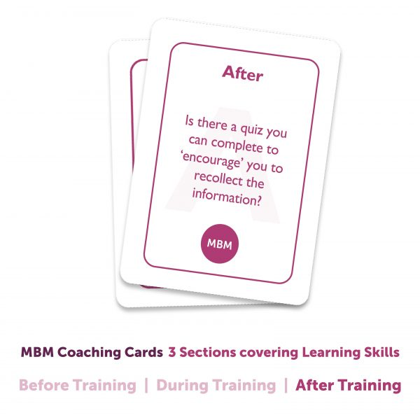 Learning Skills Coaching Cards Image