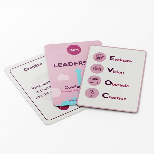 Leadership Skills Coaching Cards Image