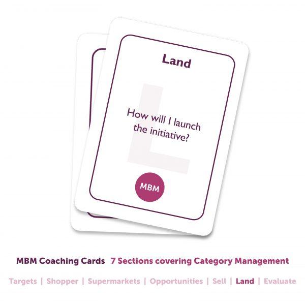 Category Management Coaching Cards Image