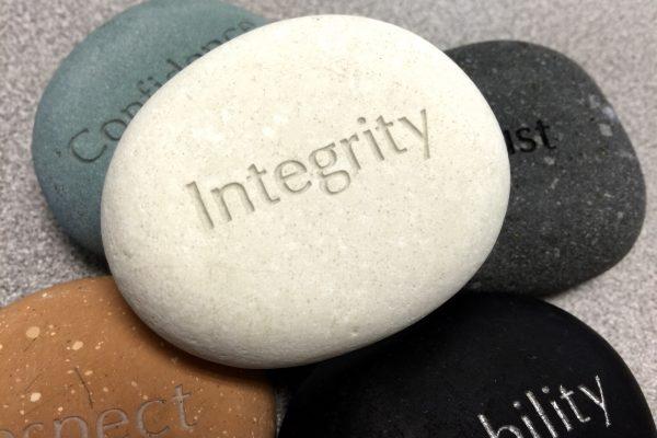 Integrity stone