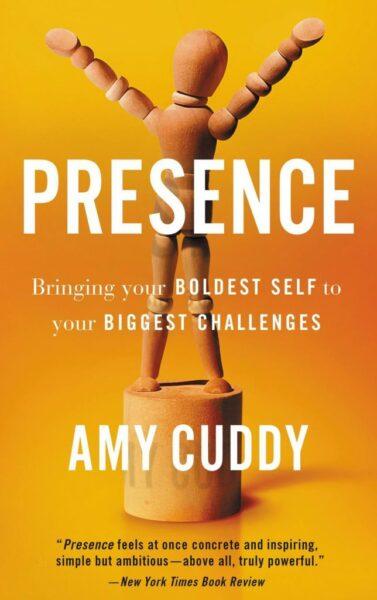 Amy Cuddy Presence Book Cover