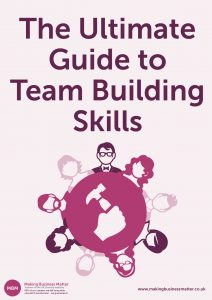 Ultimate Guide to Team Building Skills Image