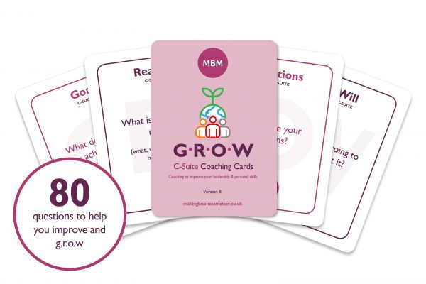 C-Suite Coaching Cards Image