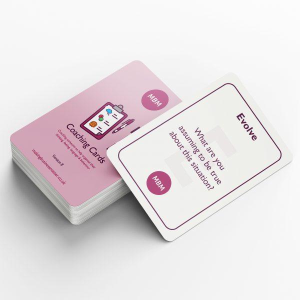 NLP Coaching Cards Image