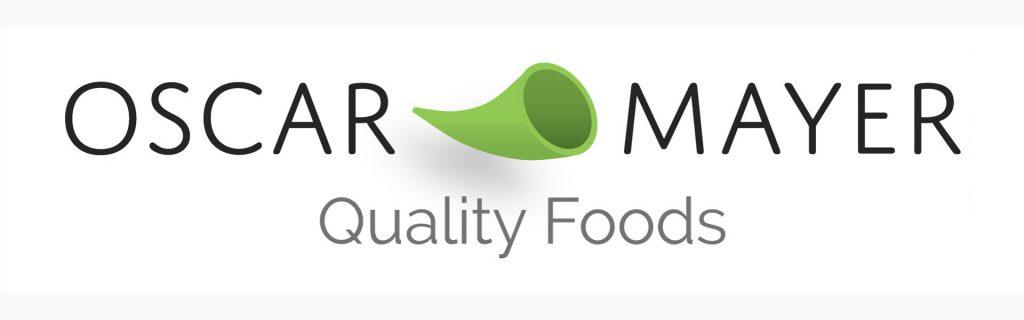 Oscar Mayer written in black with Quality Foods written below