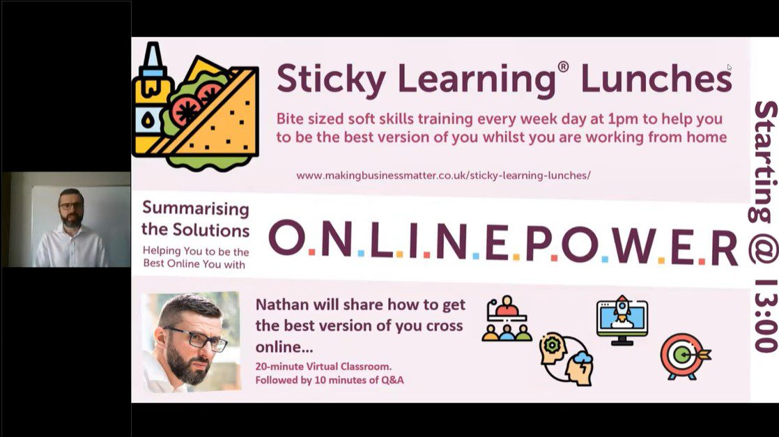Screenshot of Part 2 Presentation Webinar Image