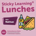 Sticky Learning Lunches