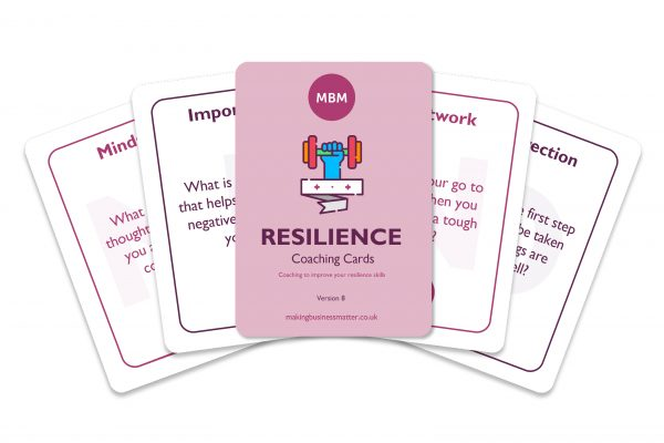 Resilience Coaching Card Image